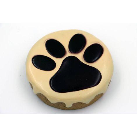 Brinquedo Mordedor para Cães - Bolinho Patinha 12cm