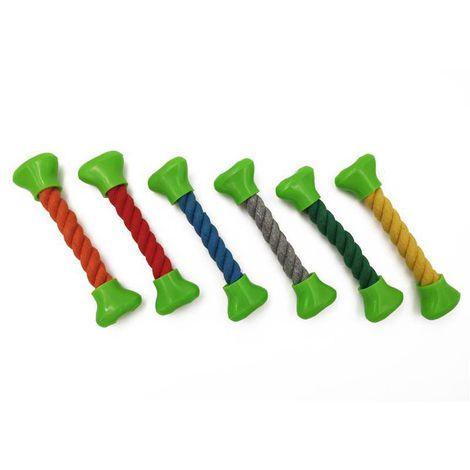 Brinquedo Mordedor para Cães de Corda - Bastão 2