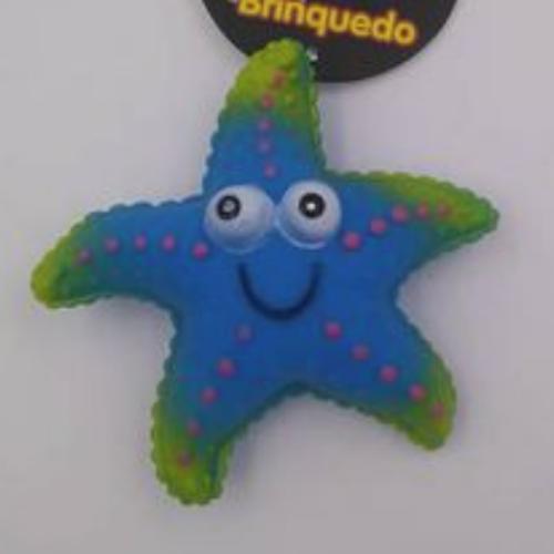 Brinquedo Mordedor para Cães - Estrela do Mar