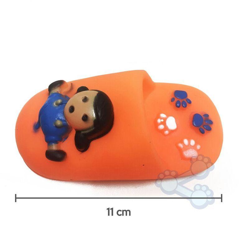 Brinquedo para Caes Cachorro Mordedor Sapatinho