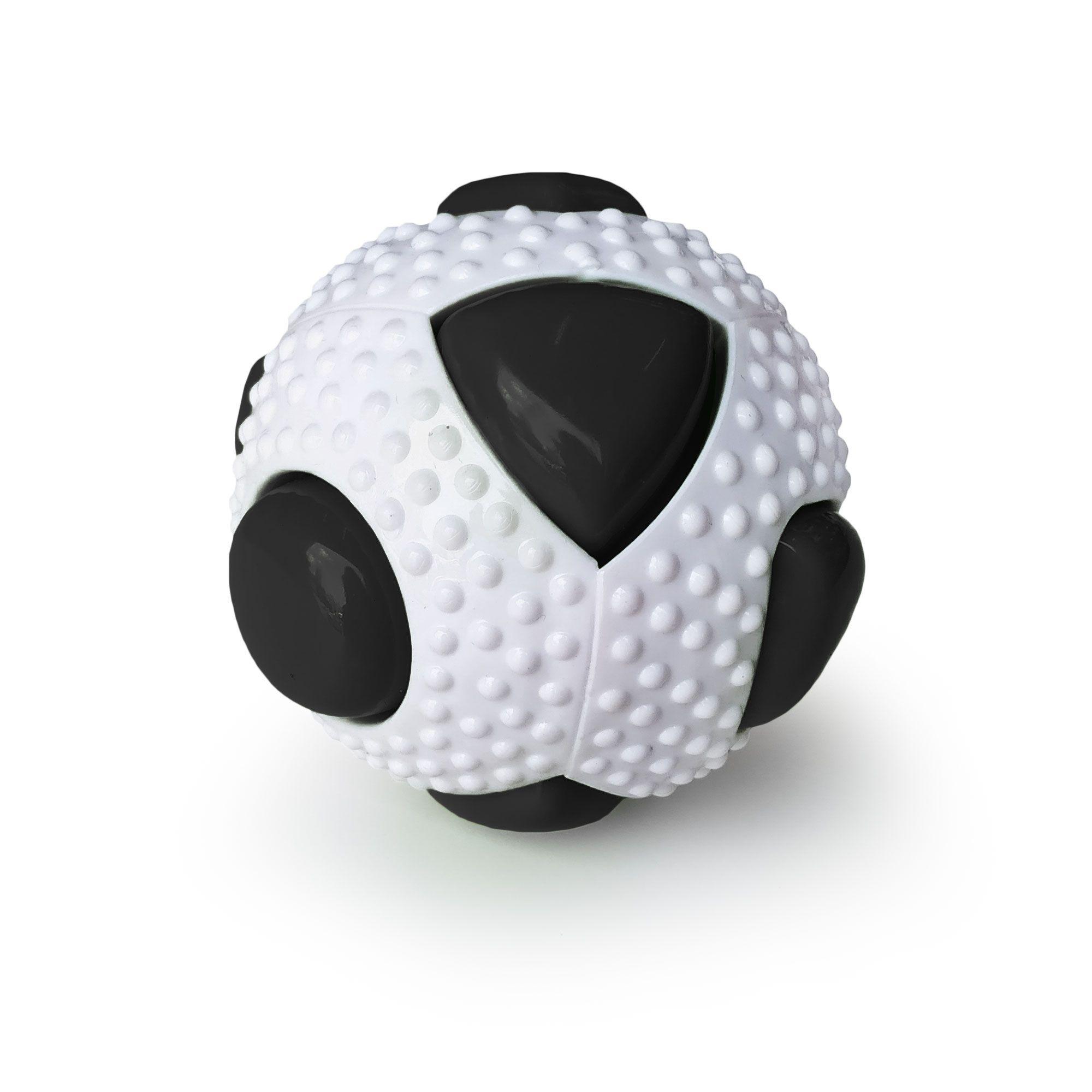 Brinquedo bola para Caes Dog Turtle Spacial - Bom Amigo