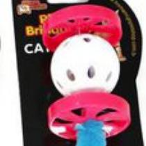 Brinquedo para Gatos - Bolinha Carretel c/ Guizo