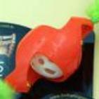 Brinquedo para Gatos - Bolinha Crazy c/ Pena