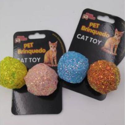 Brinquedo para Gatos - Bolinha Shine