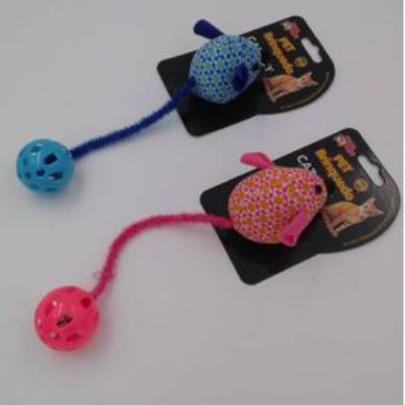 Brinquedo para Gatos - Ratinho Bolinha II