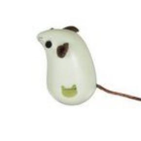 Brinquedo para Gatos - Ratinho c/ Porta Ração