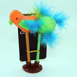 Brinquedo para Gatos - Varinhas Ventosa c/ Catnip