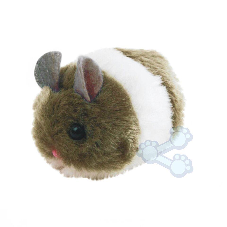 Brinquedo Ratinho com Vibração p/ Gatos