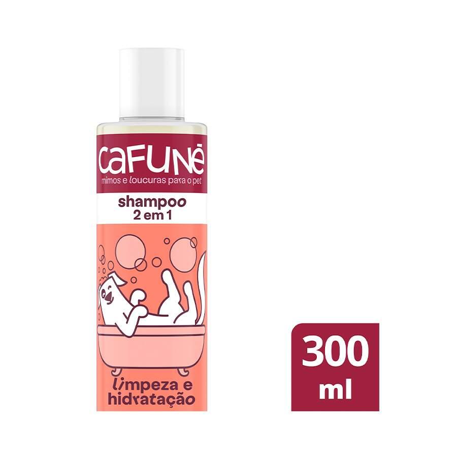 Cafuné Shampoo 2 em 1