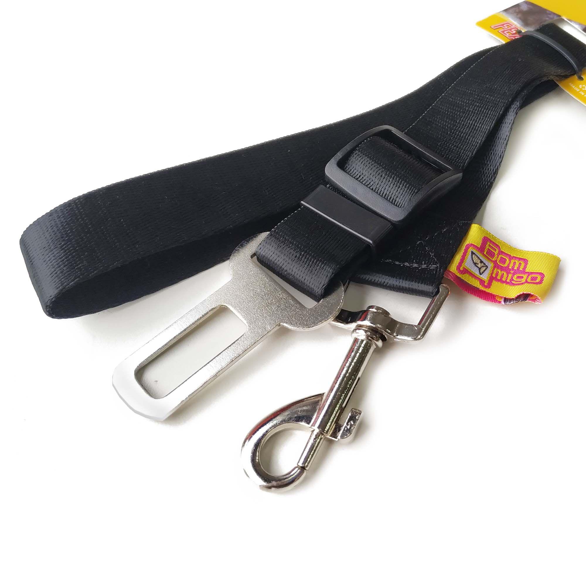Cinto de Segurança para Cães adaptador para carro