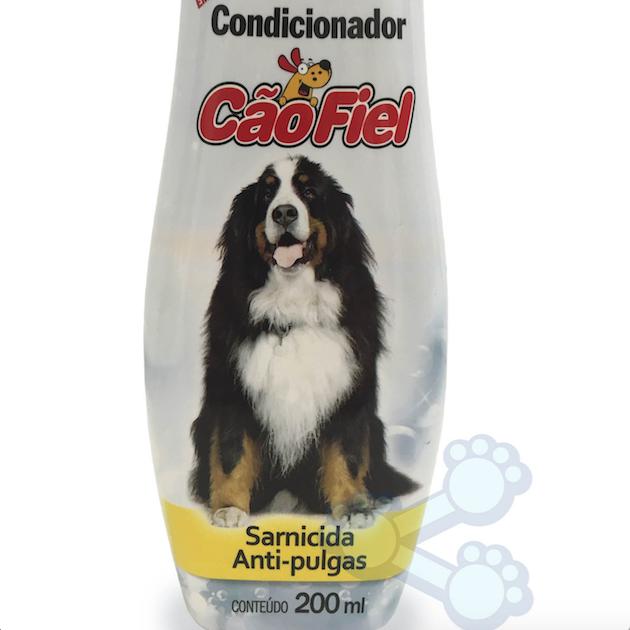 Condicionador para cachorro Cão Fiel Anti Pulgas - Cães