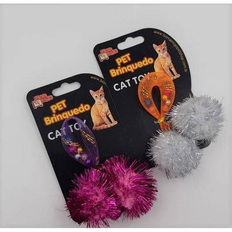 Brinquedo para Gatos - Pompom Shine