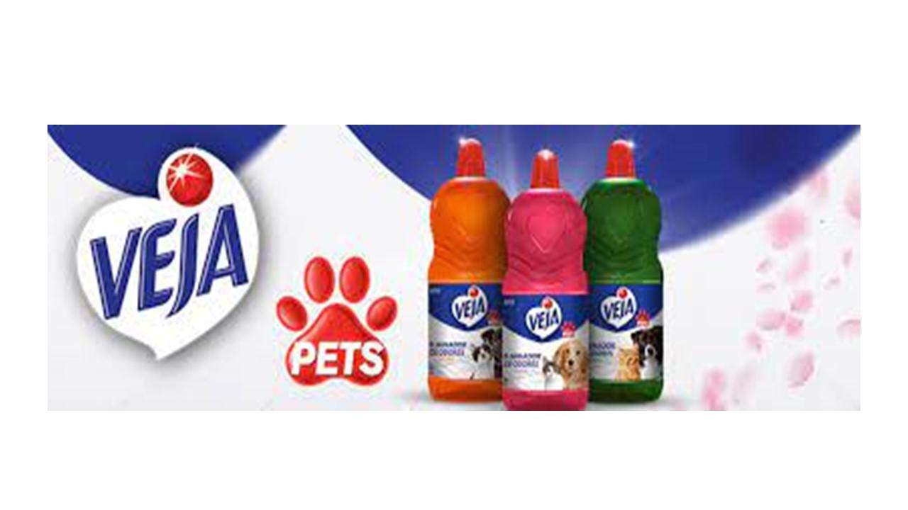 Eliminador de Odores Veja Pets 2L