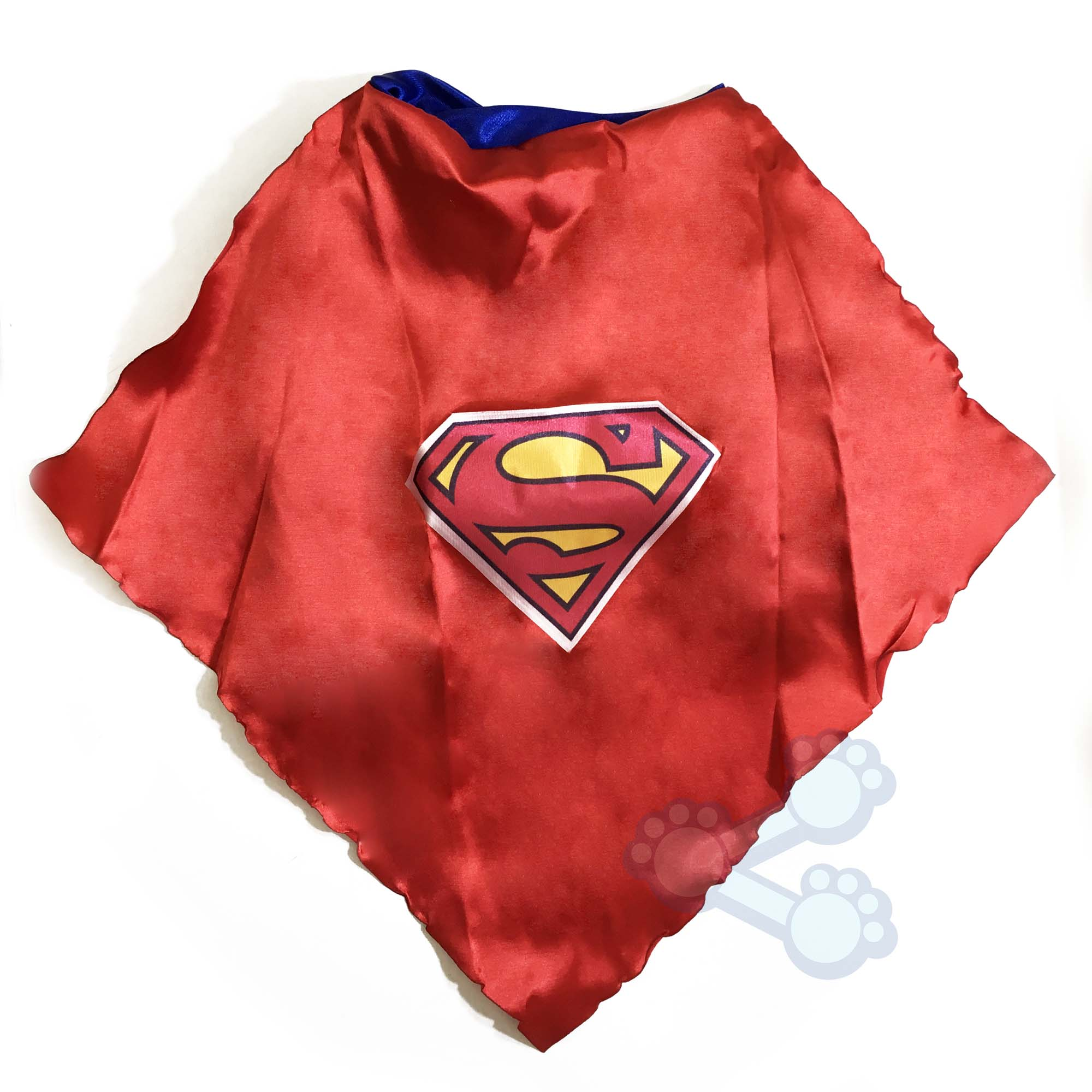 Fantasia Para Cães Cachorro Superman -