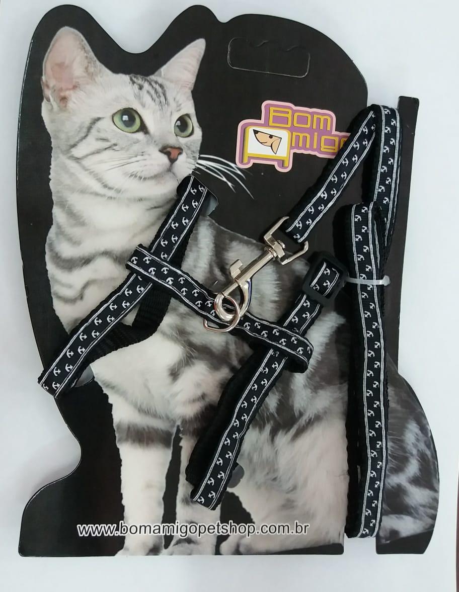 Guia Peitoral para Gatos