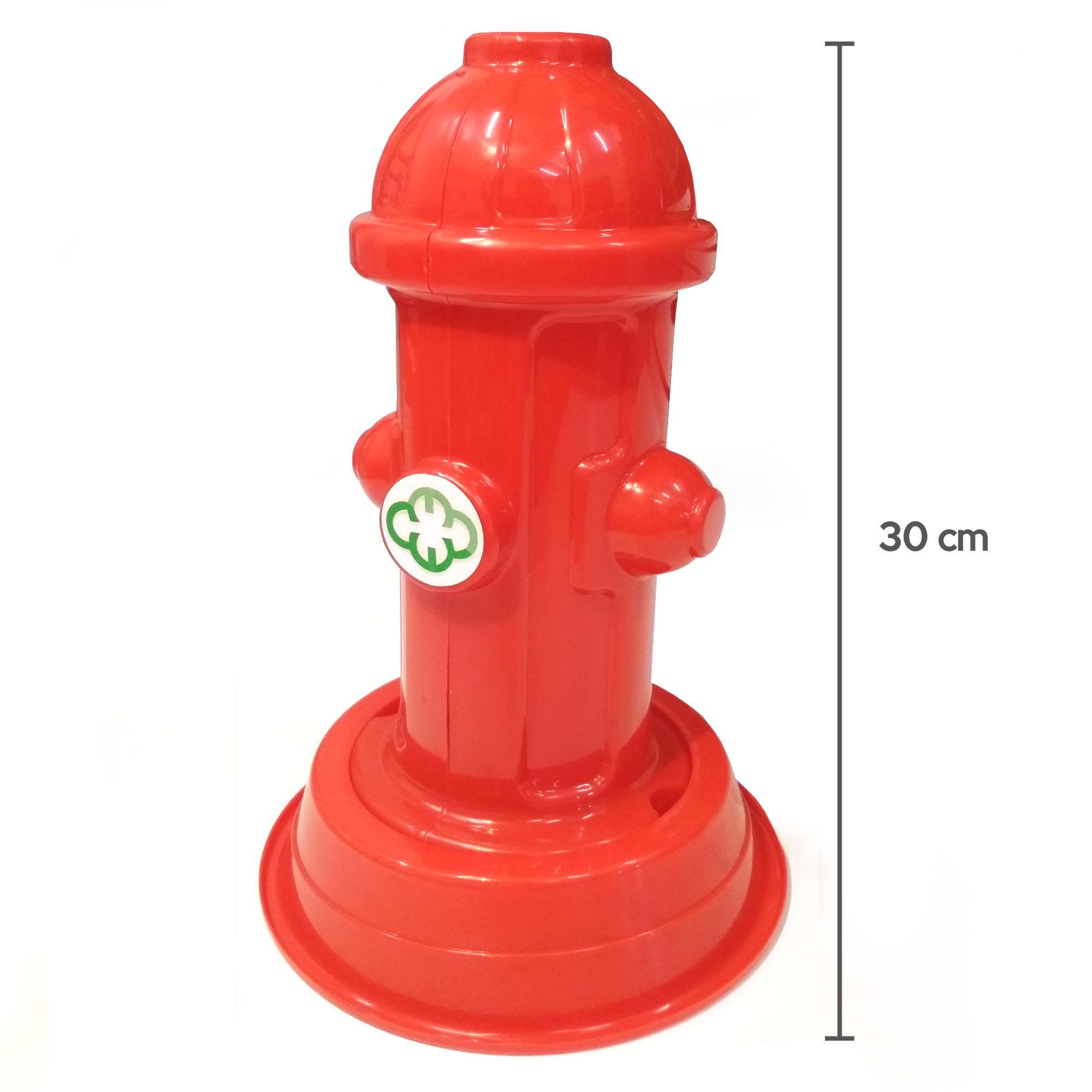 Hidrante Educador de cães para xixi Sanitário
