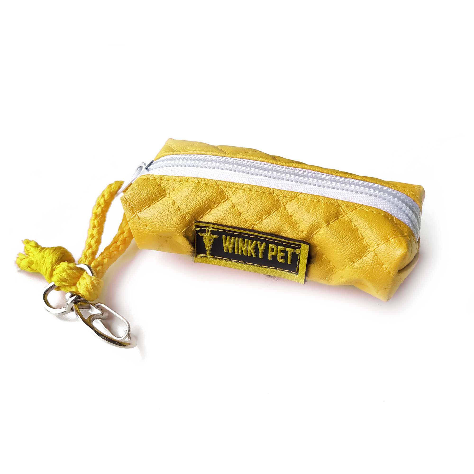 Porta Saquinho de Lixo Cata-caca para Pet