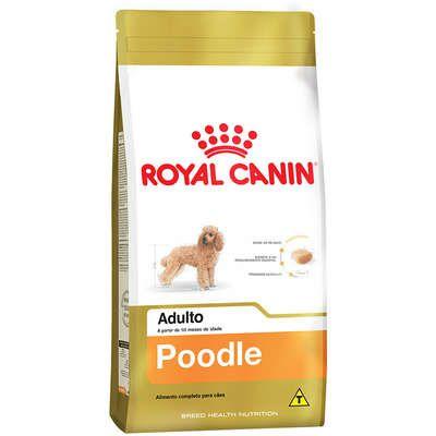 Ração Royal Canin para Cães Adultos da Raça Poodle 1Kg