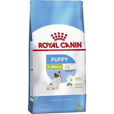 Ração Royal Canin X-Small para Cães Junior 1Kg