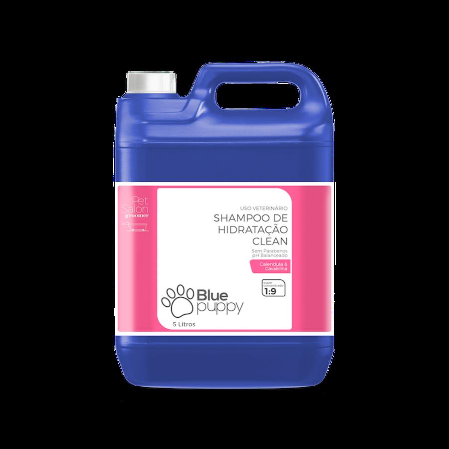 CLEAN SHAMPOO - BLUE PUPPY 5L
