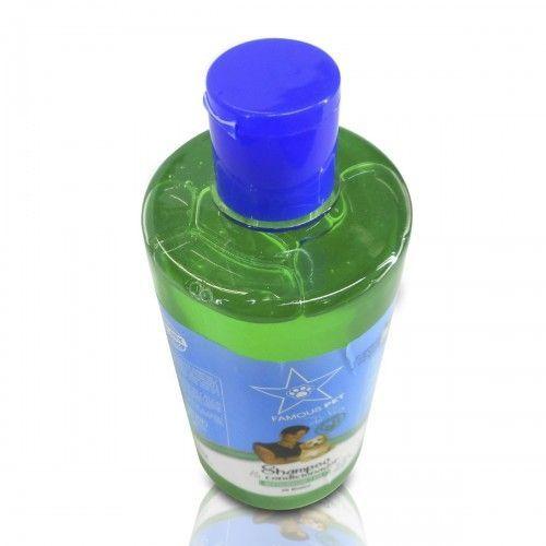 Shampoo e Condicionador 2 em 1 Famous Pet Dr. Rey 500ml