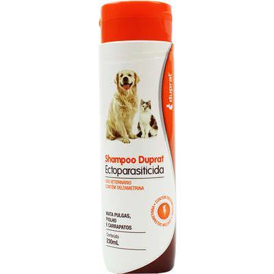 Shampoo Ectoparasita Duprat para Cães e Gatos 230ml