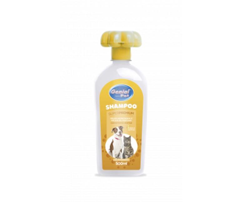 Shampoo Super Premium Cães e Gatos 500ml