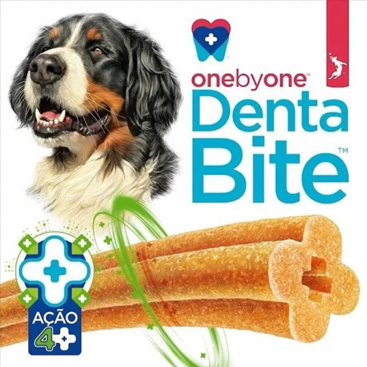 Stick OnebyOne DentaBite Spin Pet - 15g