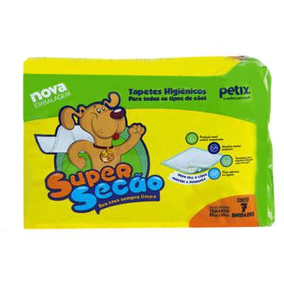 Super Secão Tapete Higiênico para Cachorro 7 unid