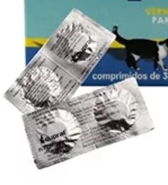 Vermífugo Duprat Duprantel Gatos - 2 unid