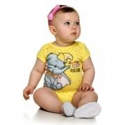 Body Bebê Disney Dumbo