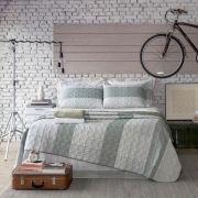 Jogo de Cama Casal Santista Home Design Ravi