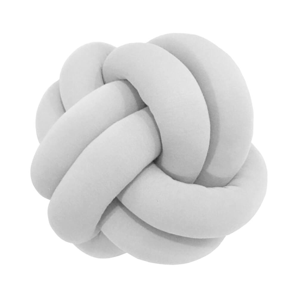 Almofada Nó Knot Pad Branca