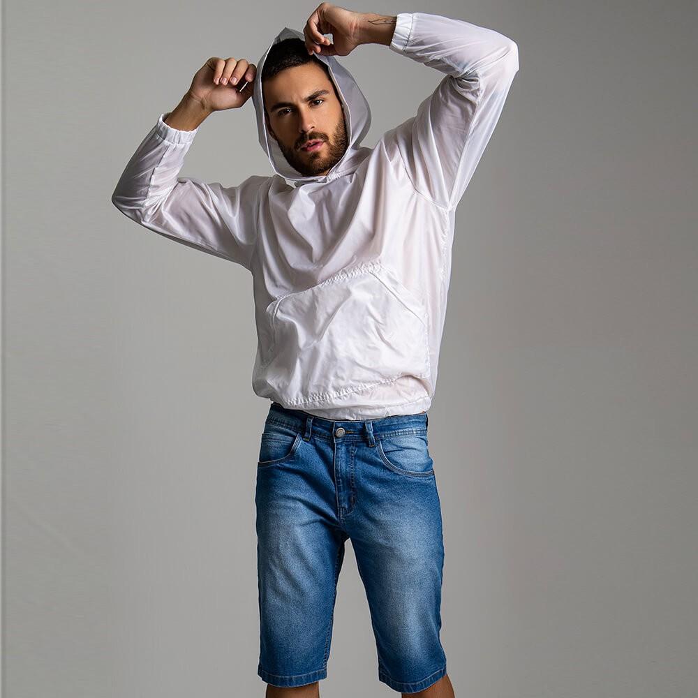 Bermuda Masculina Jeans Scott