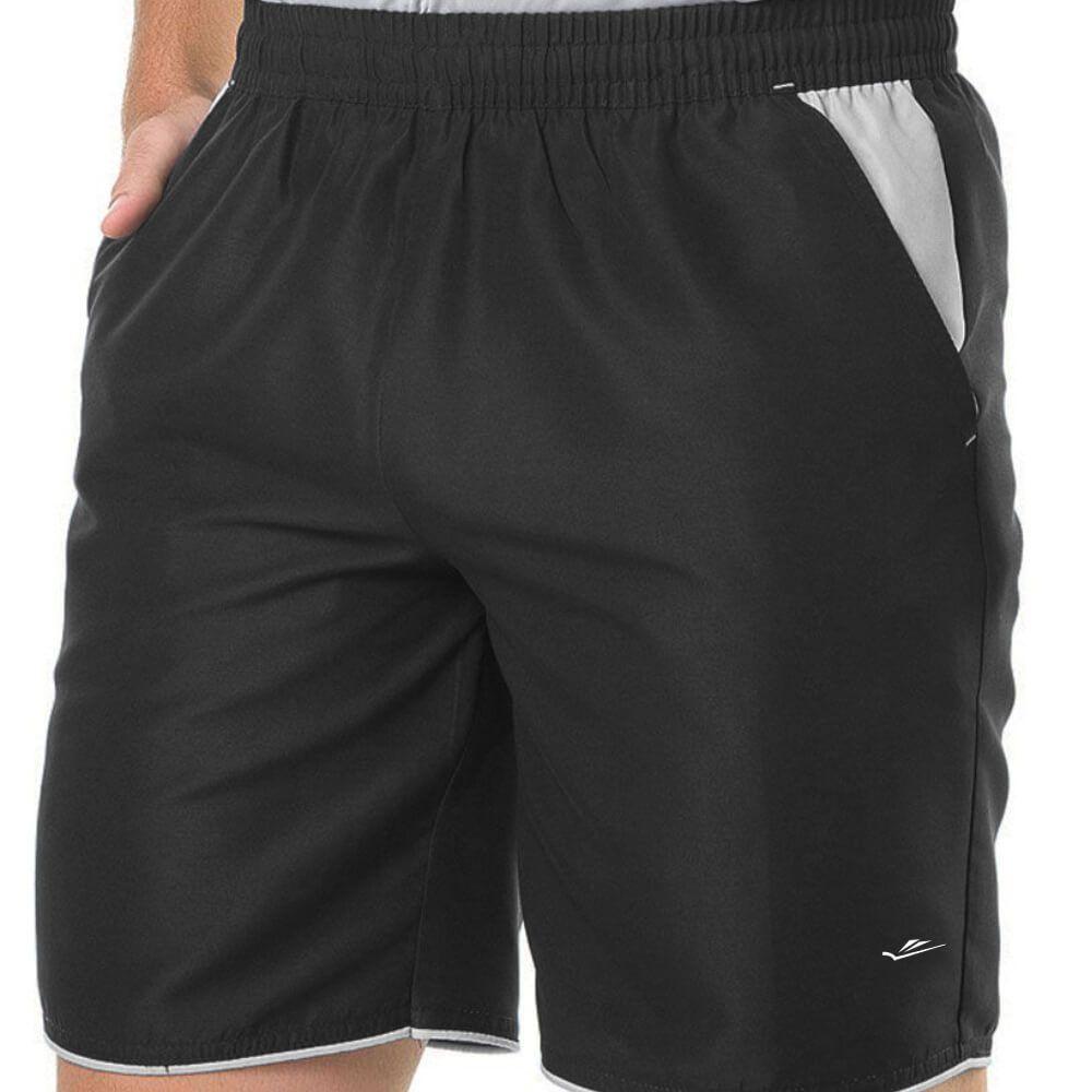 Bermuda Masculina Sportswear Preta