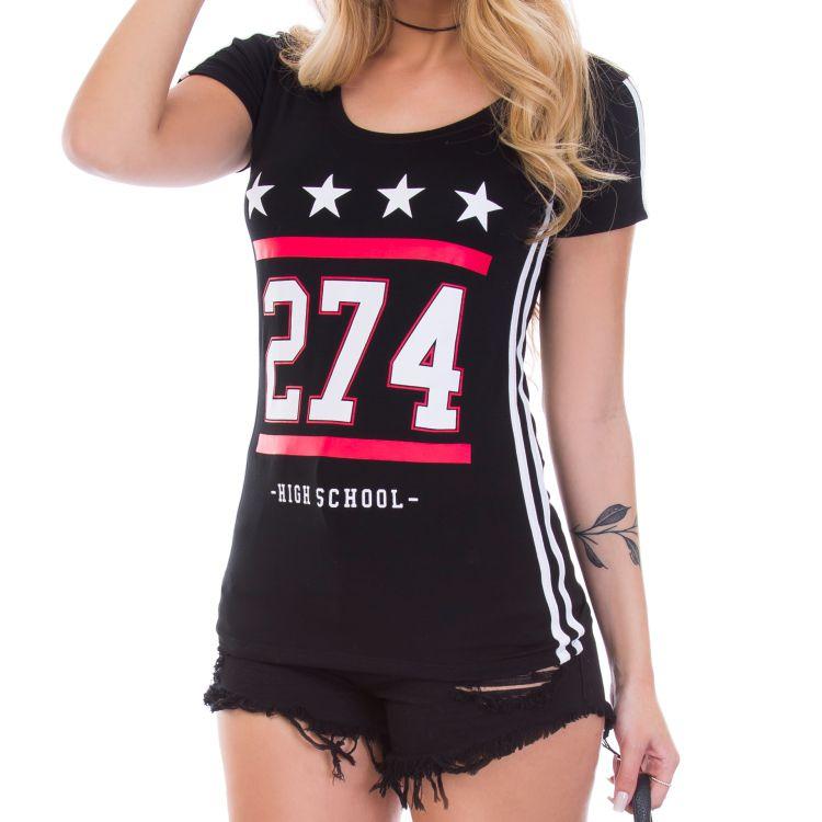 Blusa Feminina 274