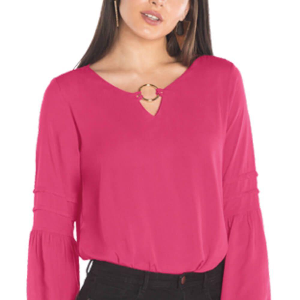 Blusa Feminina Atena Pink