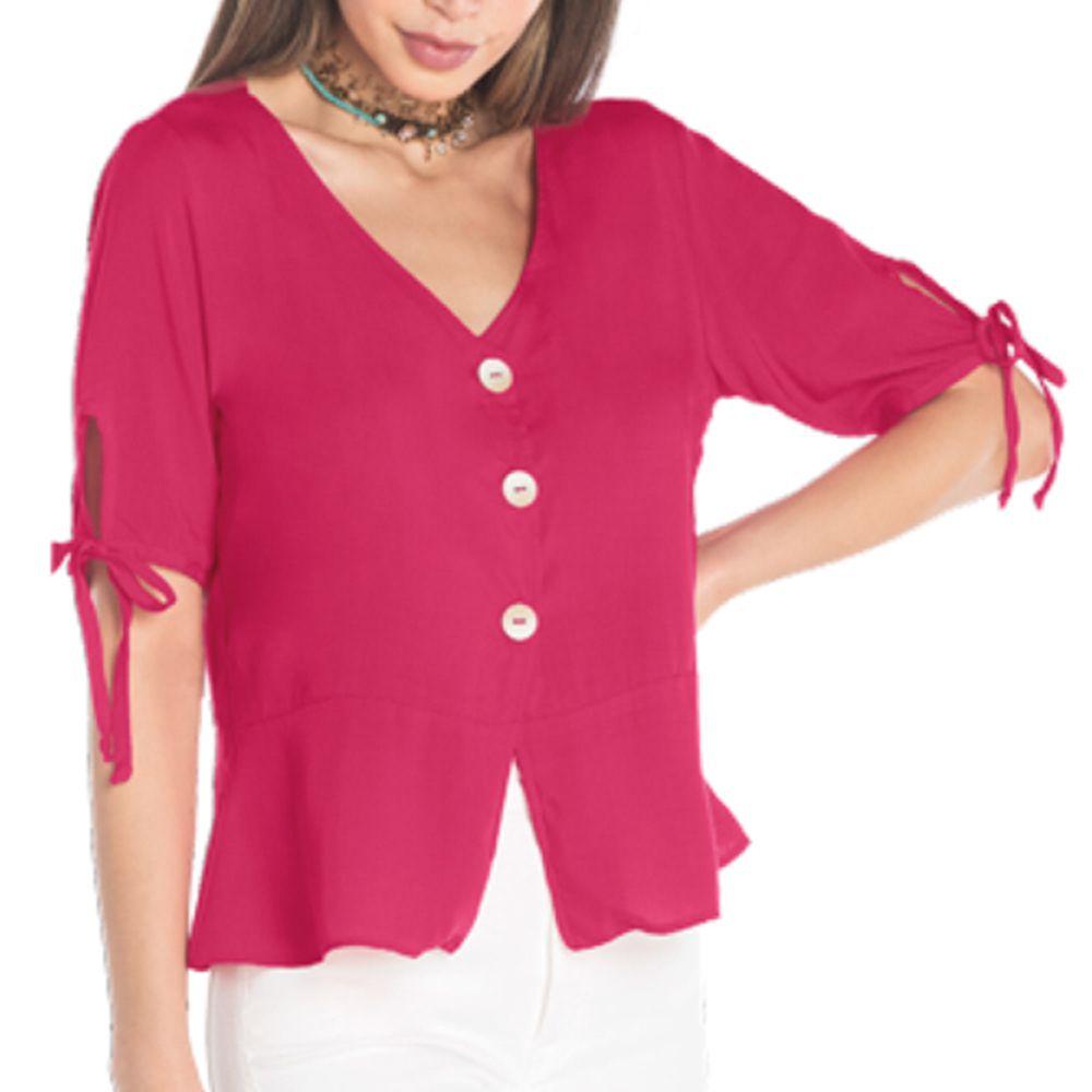 Blusa Feminina Capella Pink