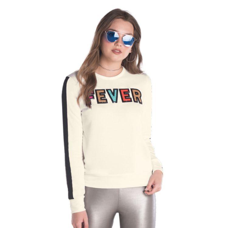 Blusa Feminina Juvenil Fever