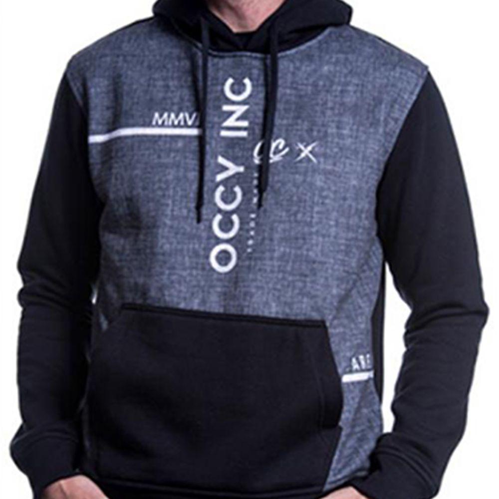 Blusa Masculina Moletom Occy OX