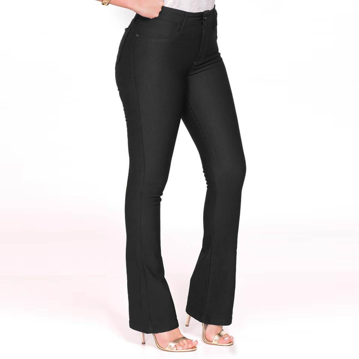 Calça Jeans Feminina Boot Cut