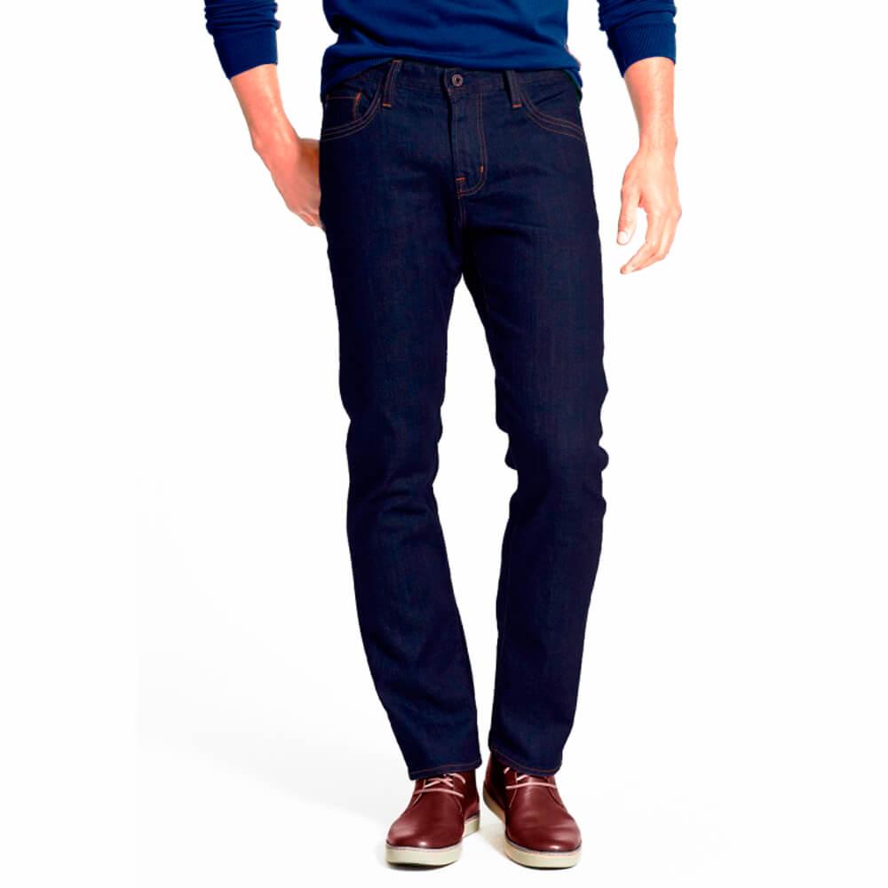 Calça Jeans Masculina com Elastano