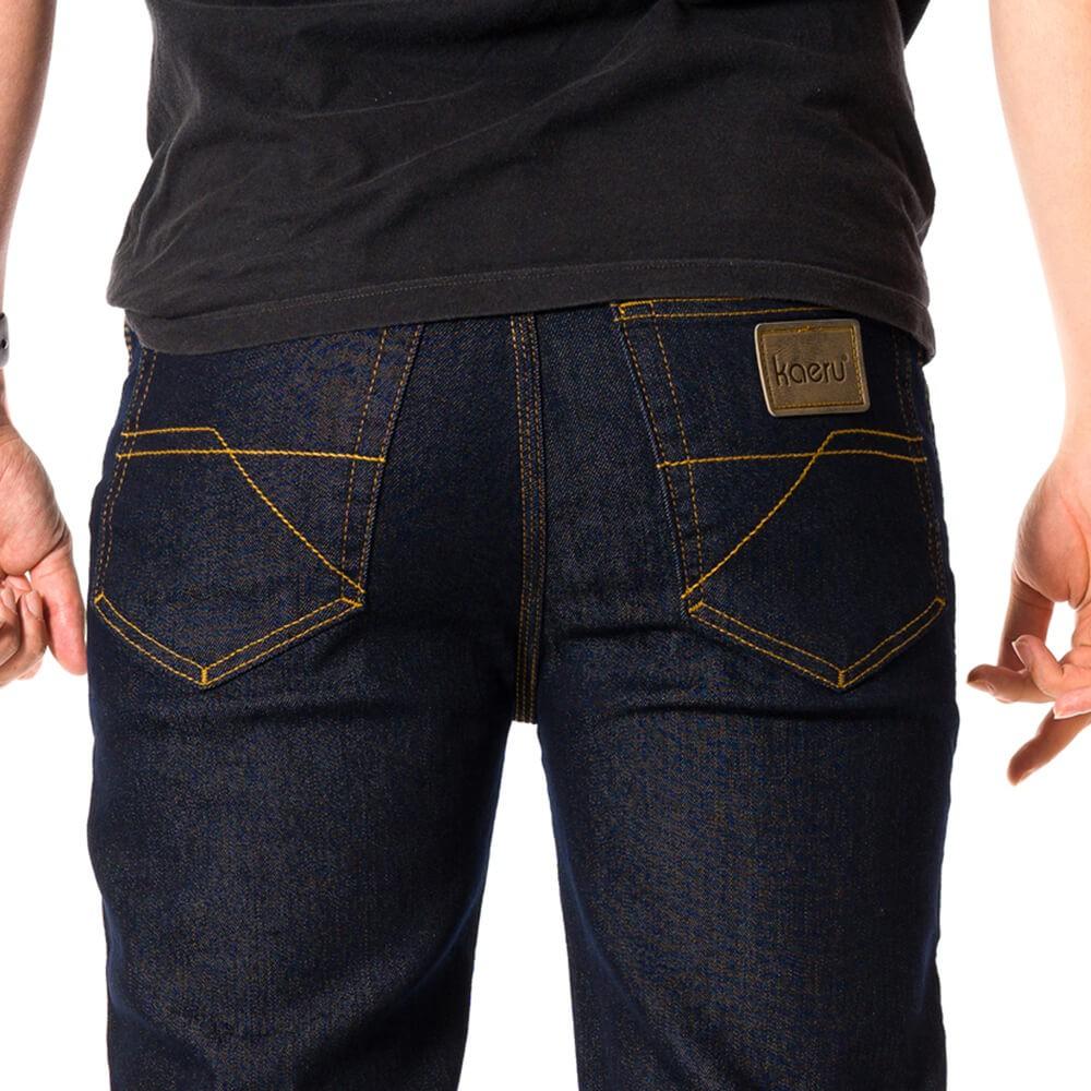 Calça Jeans Masculina com Elastano Denim
