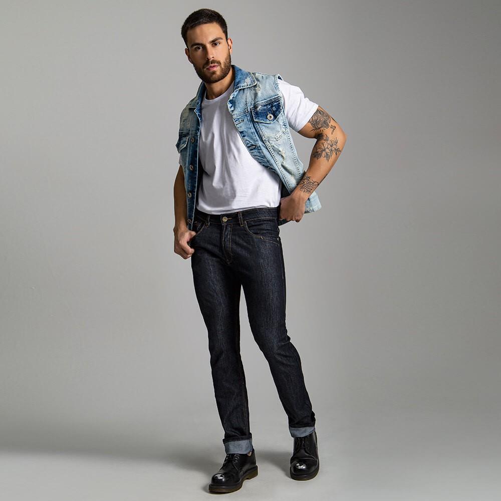 Calça Masculina Jeans Blake