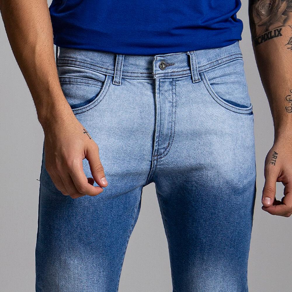 Calça Masculina Jeans Hunter