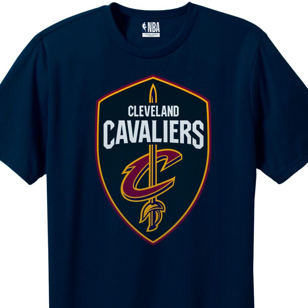 Camiseta Masculina NBA Cleveland Cavaliers