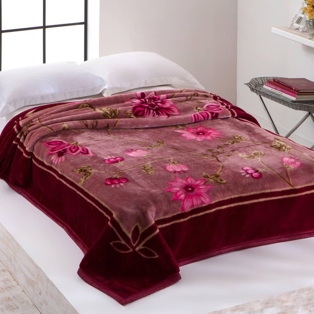 Cobertor Casal Home Design Adriane