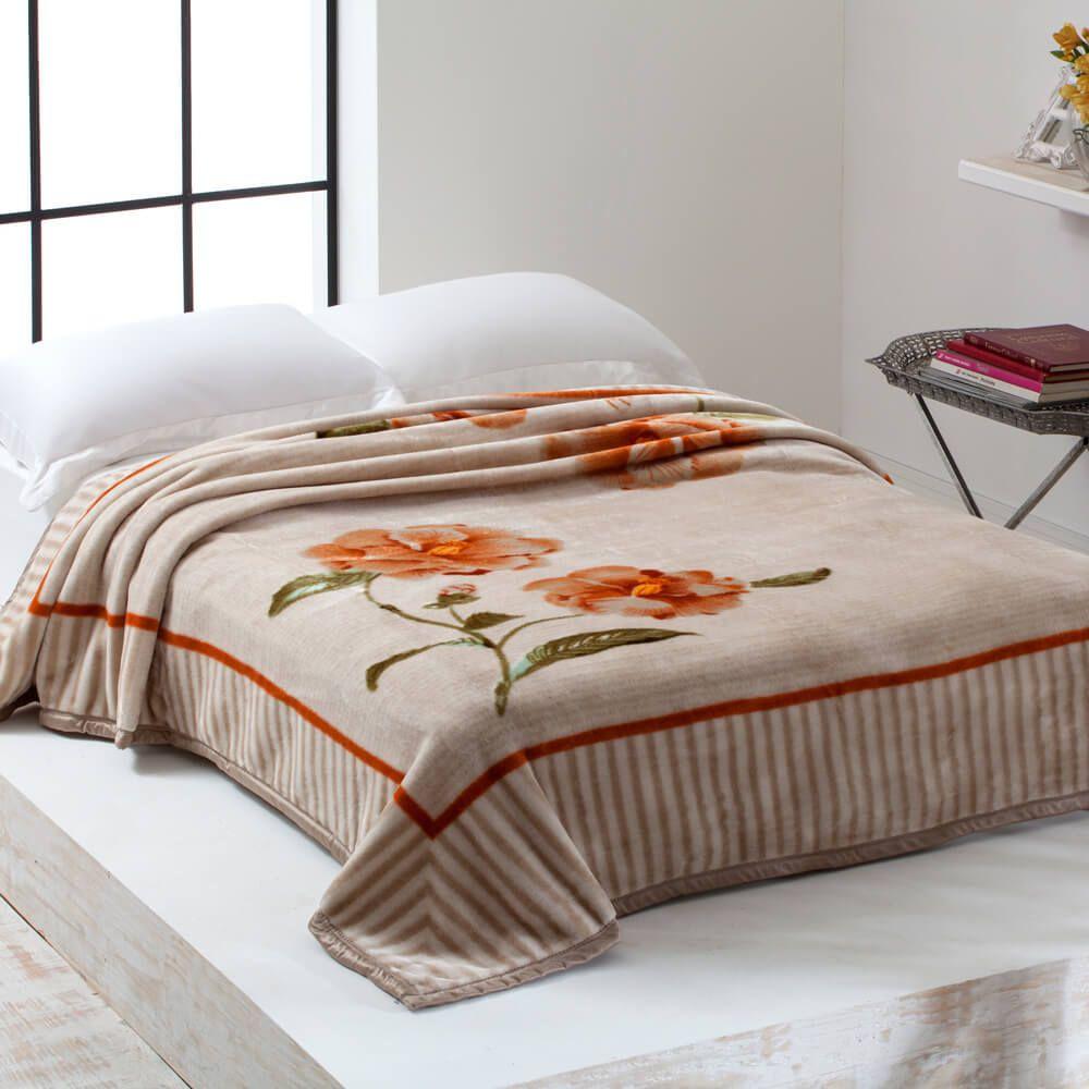 Cobertor Casal Home Design Belíssima