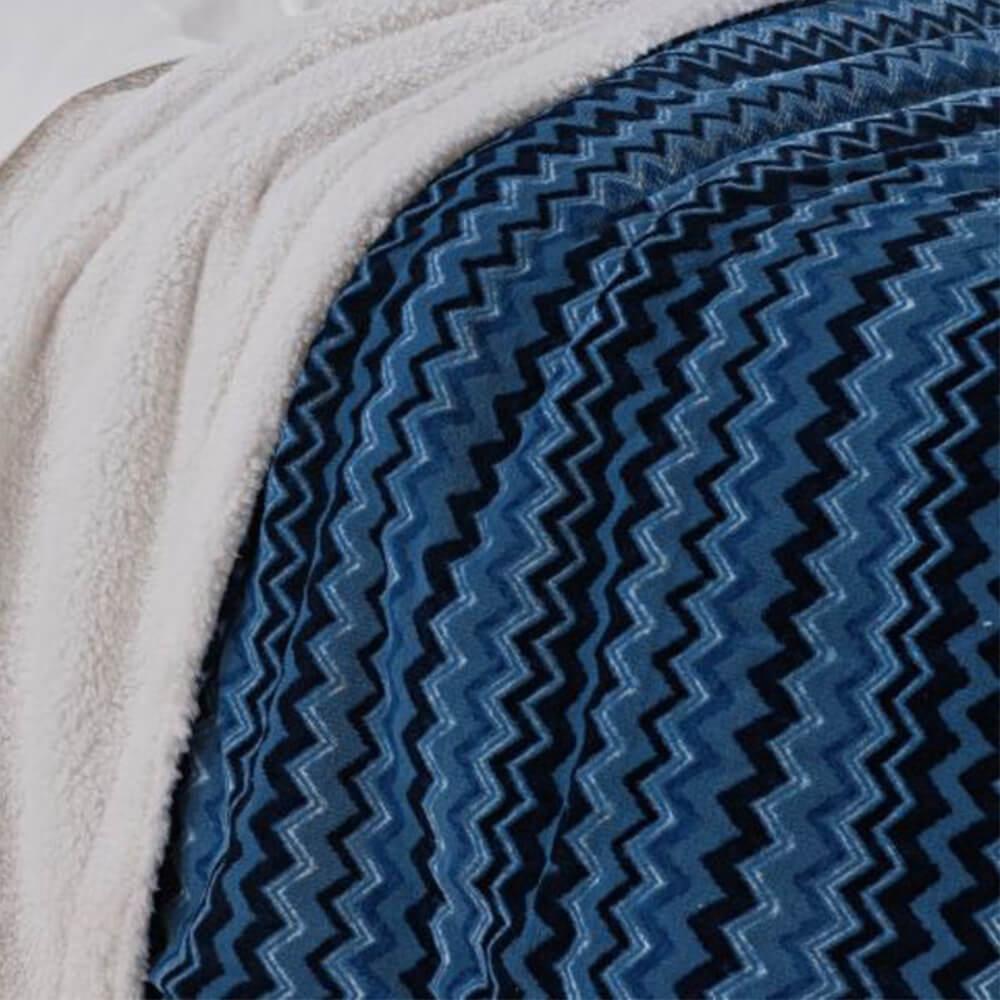 Cobertor Casal Sherpa Apolo