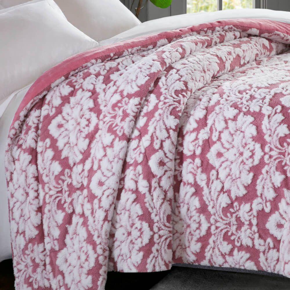 Cobertor King Home Design Alba